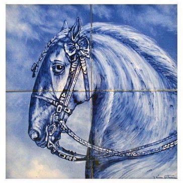Comment différencier un cheval lusitanien?