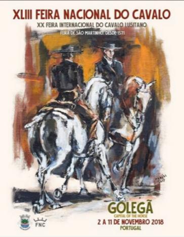Feria Nationale de Golega 2018 –  Portugal