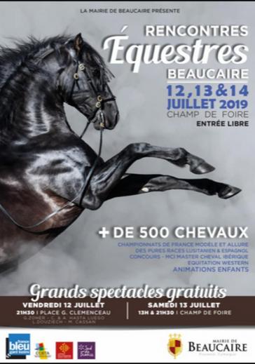 Championnat de France du Lusitanien